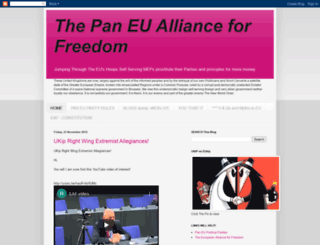 eualliance.blogspot.com screenshot