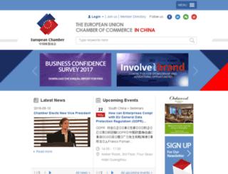 euccc.com.cn screenshot