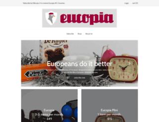 eucopia.cratejoy.com screenshot