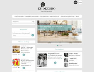 eudecoro.com screenshot