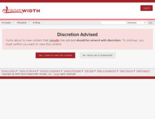 eudio.dreamwidth.org screenshot