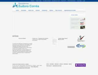 eudorocorrea.com.br screenshot