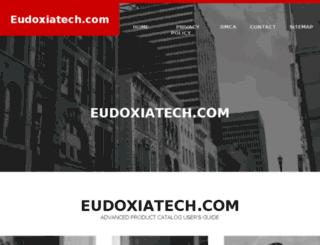 eudoxiatech.com screenshot