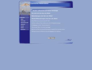 euenheimer-wetterstation.de screenshot