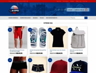 euenvio.com.br screenshot