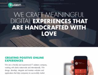 eugein.com screenshot