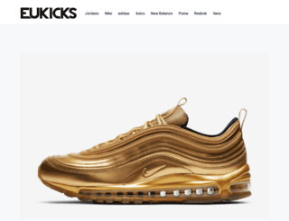 eukicks.com screenshot