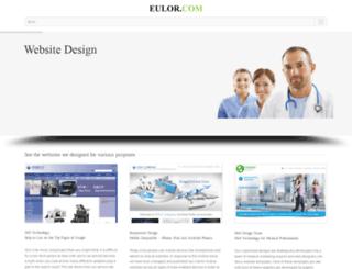 eulor.com screenshot