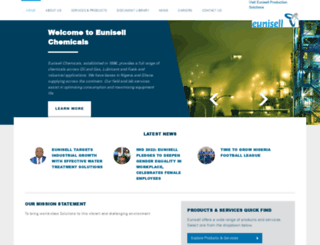 eunisell.com screenshot