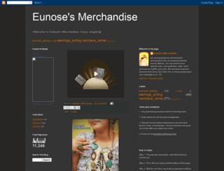 eunose.blogspot.com screenshot