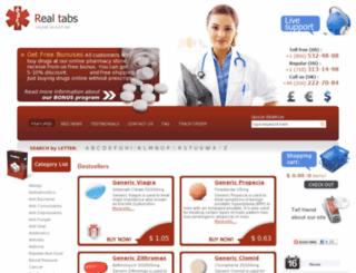 euonlinepharmacy.co.uk screenshot