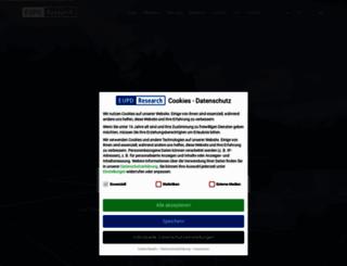 eupd-research.com screenshot