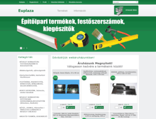 euplaza.eu screenshot