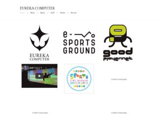 eurekacomputer.jp screenshot