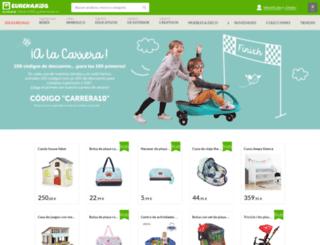 eurekakids.fr screenshot