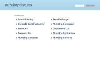eurekaptinc.ws screenshot