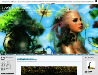 eurekasophie.unblog.fr screenshot
