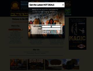 eurekasprings.com screenshot