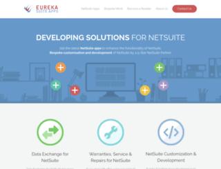eurekasuiteapps.com screenshot