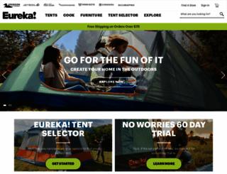 eurekatent.com screenshot