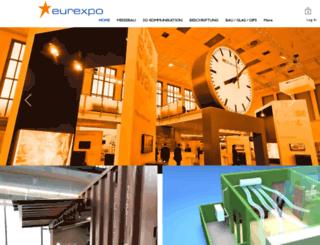 eurexpo.ch screenshot