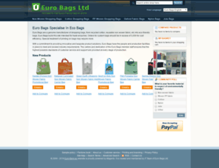 euro-bags.eu screenshot