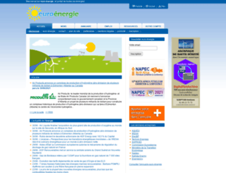 euro-energie.com screenshot