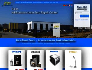euro-repair-center.de screenshot