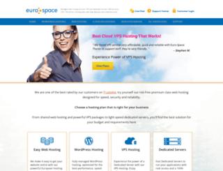 euro-space.net screenshot