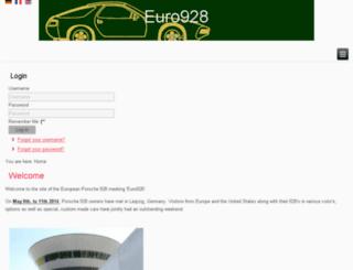 euro.928.net screenshot
