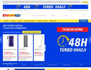 euro.com.pl screenshot