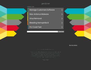 euro.gen22.net screenshot