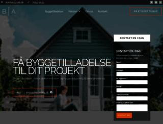 euroads.es screenshot