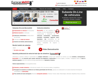 eurocarbid.com screenshot