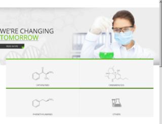 eurochemicalsco.com screenshot