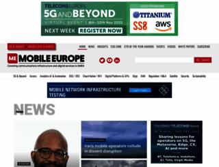eurocomms.com screenshot