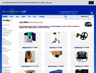 eurocosm.com screenshot