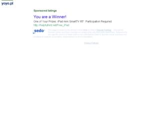 eurodebataupr.yoyo.pl screenshot