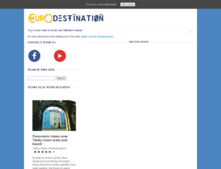 eurodestination.com screenshot