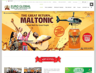 eurodistl.com.ng screenshot