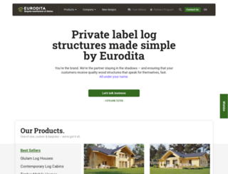 eurodita.eu screenshot