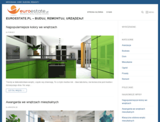 euroestate.pl screenshot