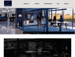 euroestilo.com.py screenshot