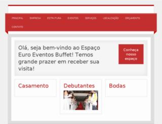 euroeventos.com.br screenshot