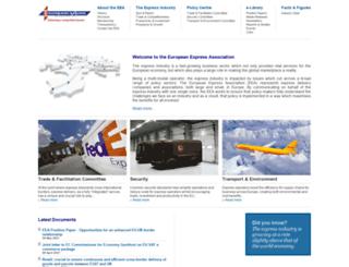 euroexpress.org screenshot