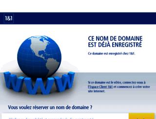 eurofitness.fr screenshot
