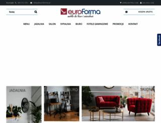 euroforma.pl screenshot