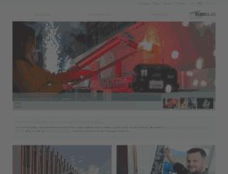 euroglas.com screenshot