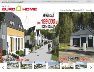eurohome.pl screenshot