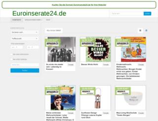 euroinserate24.de screenshot